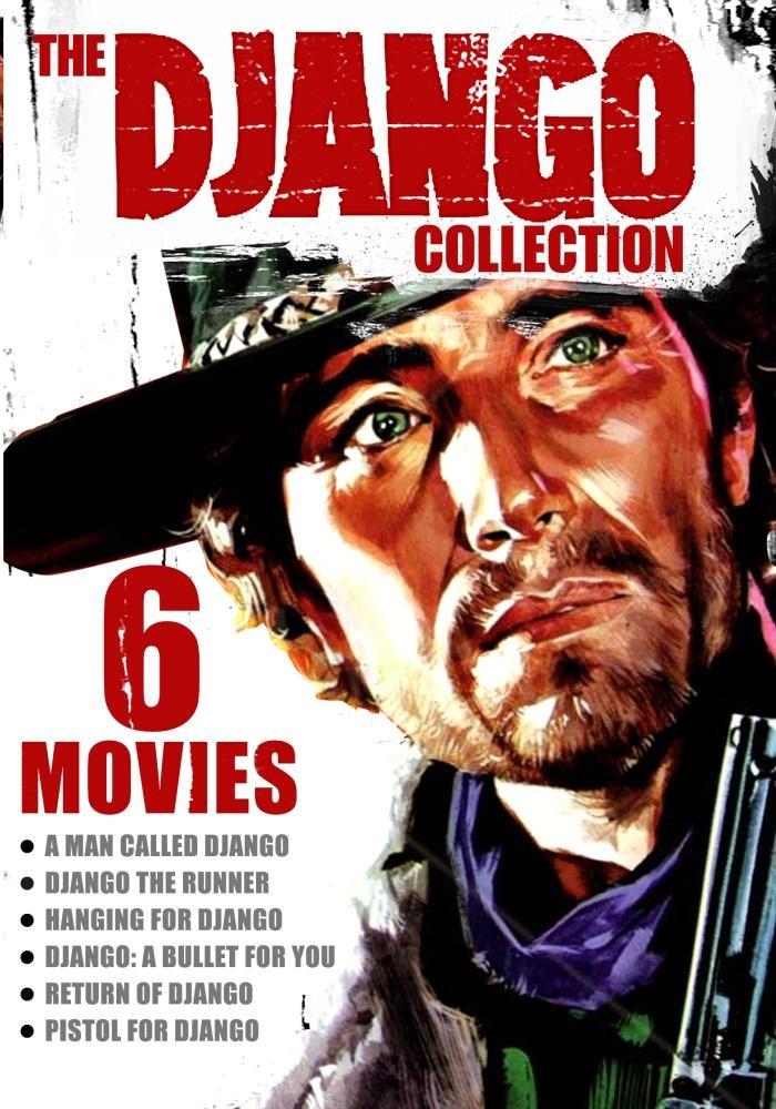 DVD : Django Collection Volume One: Six Film Set - Digitally