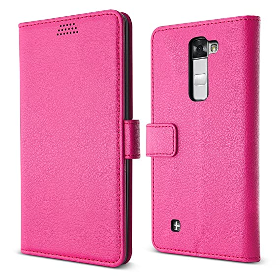 online store 63db3 43e32 LG Stylus 2 V Case/LG Stylo 2 Case, B BELK Soft PU Leather Flip Wallet Case  with Durable TPU Back Cover for LG Stylo 2 V VS835, LS775 (Sprint, Virgin  ...
