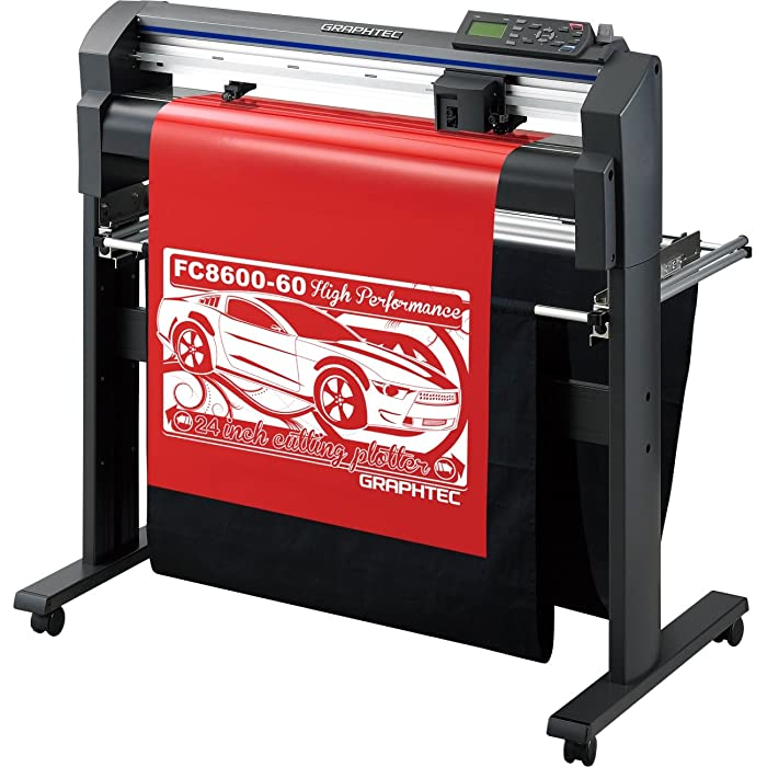 Best professional cutting plotter machine: GRAPHTEC FC8600 Review