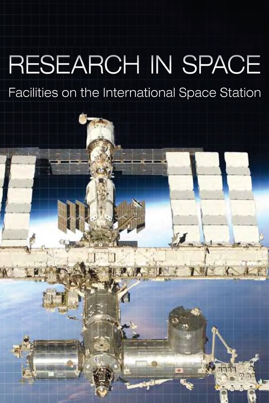 Read Online Research in Space:  Facilities on the International Space Station pdf epub