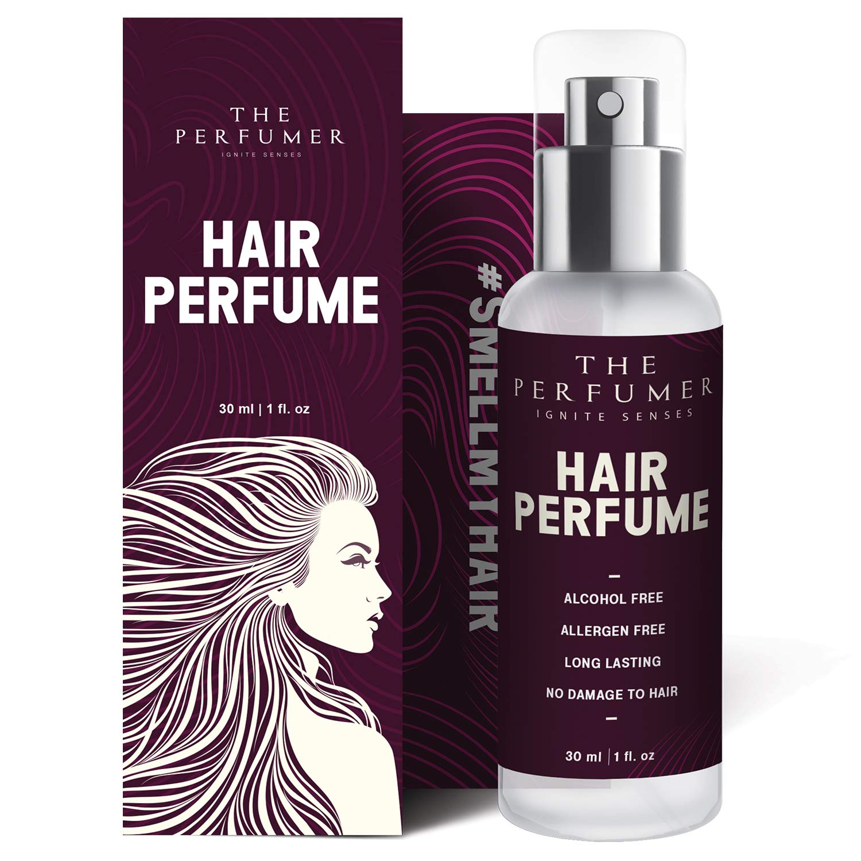 The Perfumer Hair Perfume Spray For Women, Fresh And Fruity,