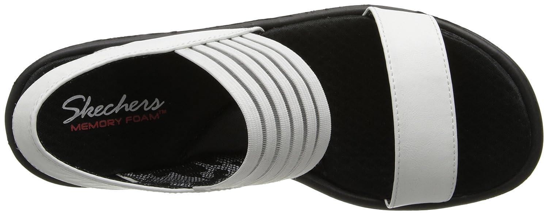 75ed973f4e712e Skechers Cali Women s Rumbler Sci-Fi Wedge Sandal  Amazon.co.uk  Shoes    Bags