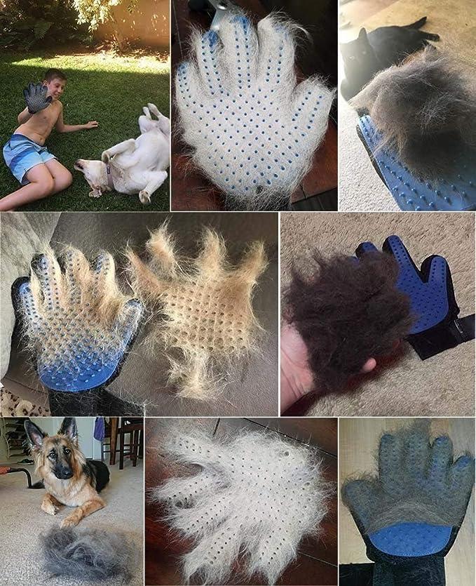 Guante de aseo para mascotas Ninja, increíblemente guante ...