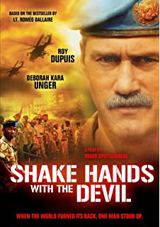 Shake hands with the devil the failure of humanity in rwanda shake hands with the devil fandeluxe Image collections