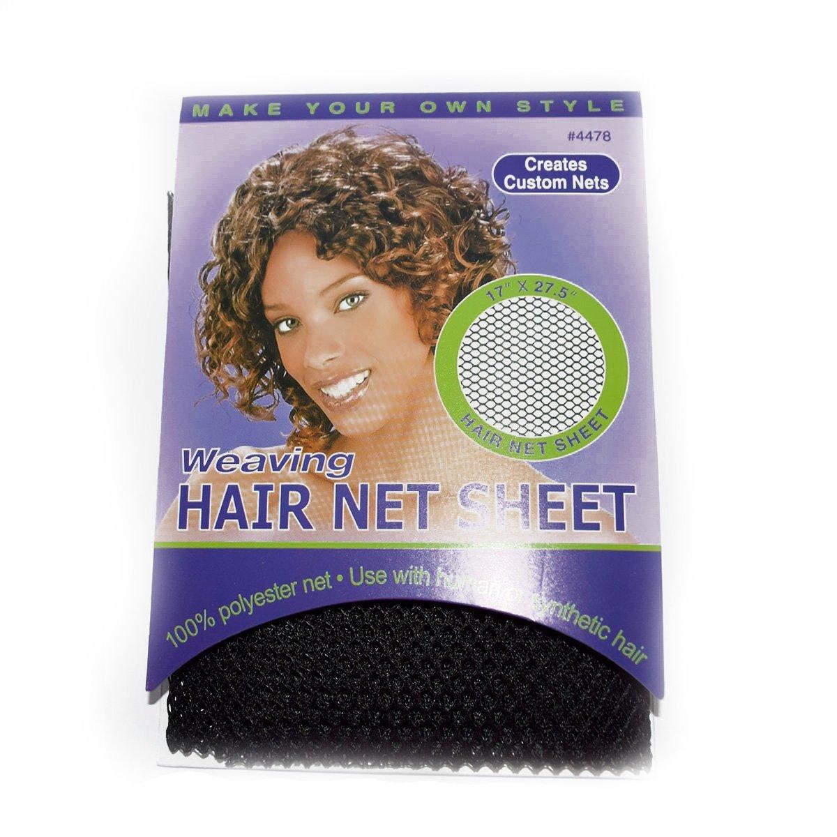 Amazon Annie Weaving Hair Net Sheet 17x2754478 Home