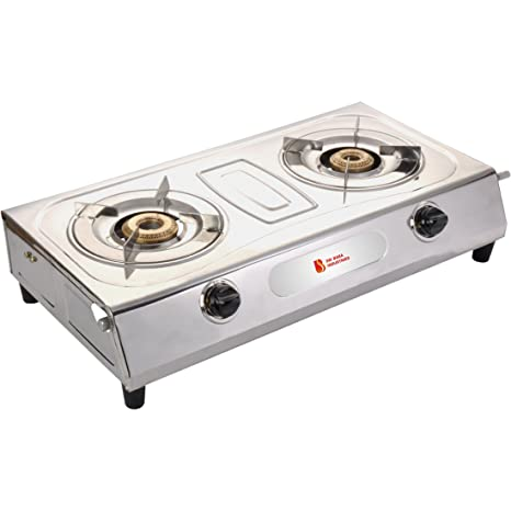 Blue Star Gas >> Buy Blue Star Shine Eagle Stainless Steel 2 Burner Gas