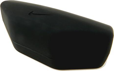 Nike Nuevo Negro Funda de Gafas de Sol de Concha de plástico Duro con Forro Interior de Terciopelo (S-SM): Amazon.es: Deportes y aire libre