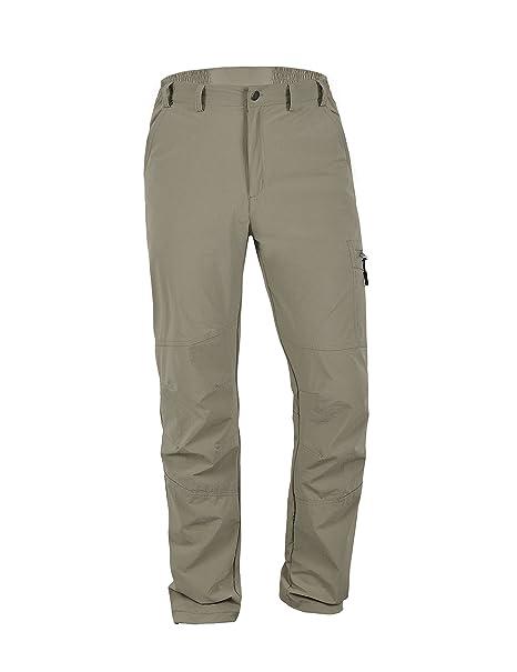 Hopgo Men s Waterproof Outdoor Sport Pants Quick Dry Cargo Pants Hiking  Pants Khaki 36 db3411bf3