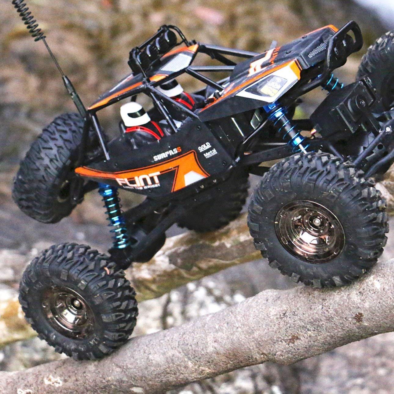 RC Auto Original Original Auto BG1515 1/12 2,4G 4WD Klettern Crawler Auto Spielzeug für Kinder von Ballylely (Schwarz) e728c1