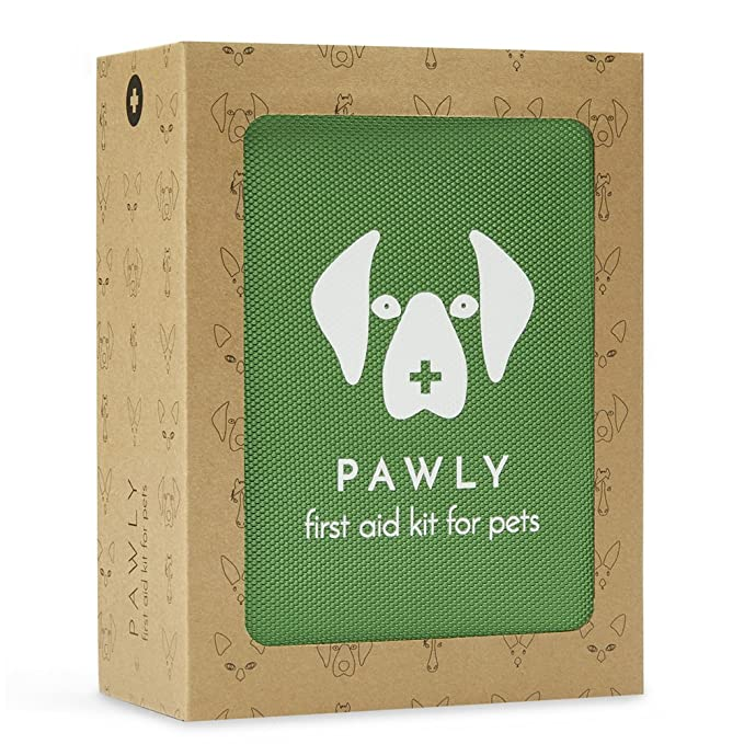 8 opinioni per Pawly Pet kit di primo soccorso- Include oltre 40 articoli di qualità-