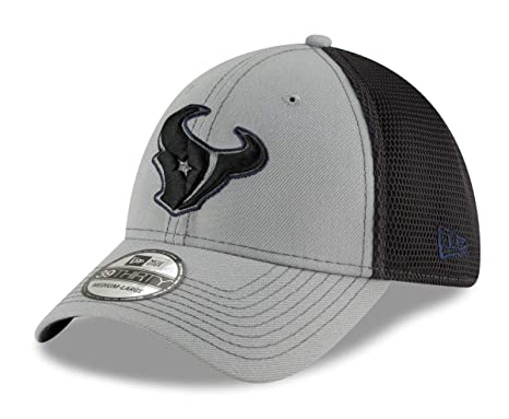 eab9ee8eec2 Image Unavailable. Image not available for. Color  New Era Houston Texans  NFL 39THIRTY 2T Sided Flex Fit Meshback Hat ...