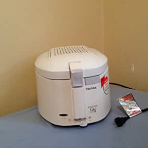 TEFAL SUPERCLEAN SAFETY DEEP FRYER