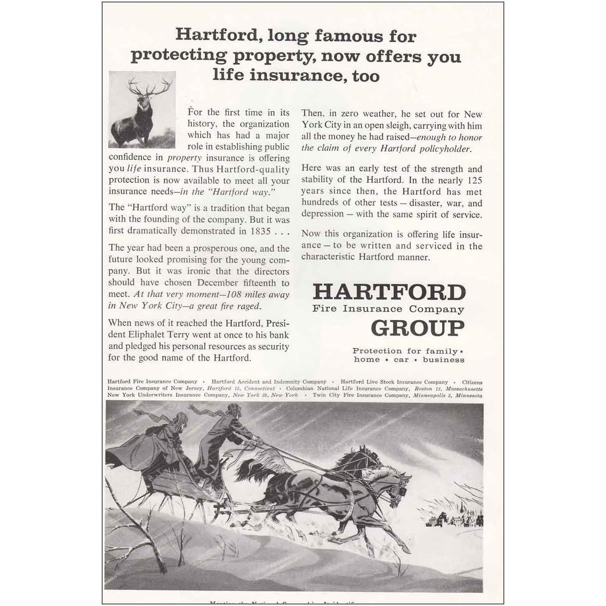 Hartford Life Insurance Customer Service