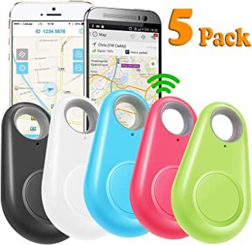 GPS  Tracker anti-lost for Kids Pet Dog Wallet Bag  phone SELF-PORTRAIT tool