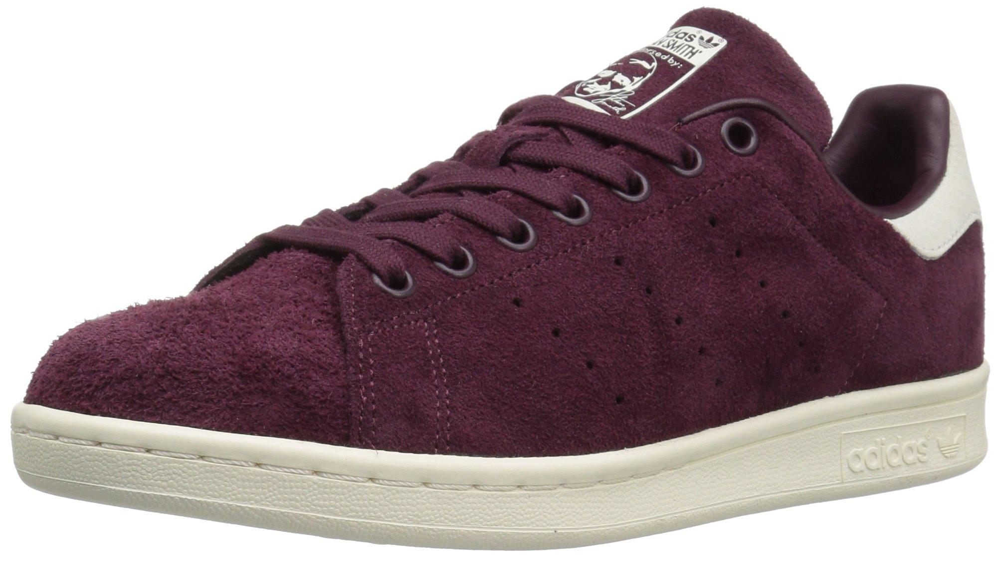 5d37249da506 Galleon - Adidas Originals Men s Stan Smith Fashion Running Shoe Light  Maroon Legacy