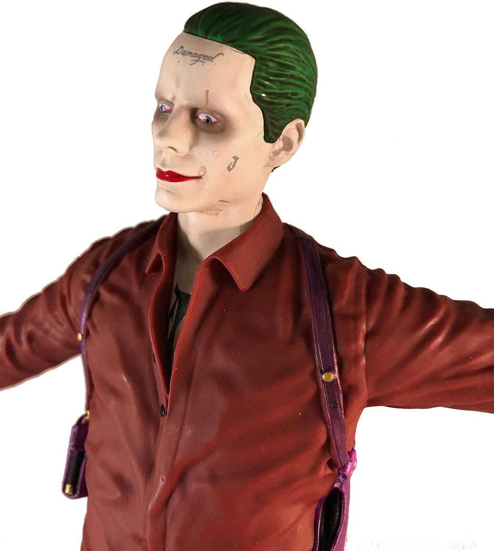 DC Suicide Squad Joker Finders Keypers StatueSuicide Squad Key Holder Figure