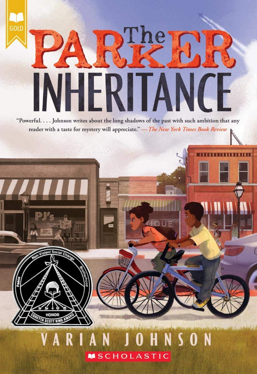 The Parker Inheritance Black History Books
