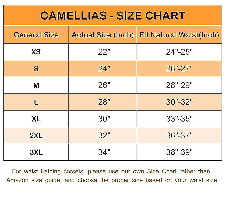 Camellias womens heavy duty double steel boned waist training long
