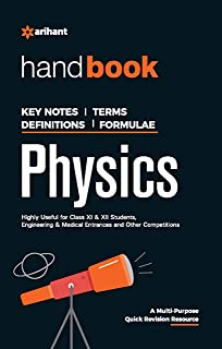 Buy Handbook of Physics Book Online at Low Prices in India