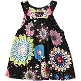 Bambini Vestito - feiXIANG®🎈 vestito da principessa i bambini si vestono abbigliamento per bambini vestito da bambino fiore bohemien principessa abito spiaggia gonna misto cotone
