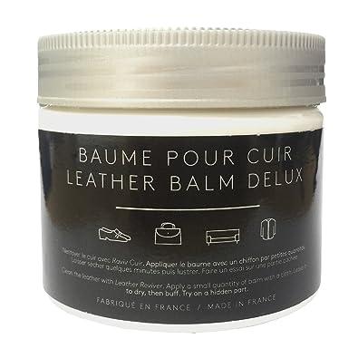 a24e41f6cbd1ef Famaco Baume pour cuir (Blanc): Amazon.fr: Chaussures et Sacs