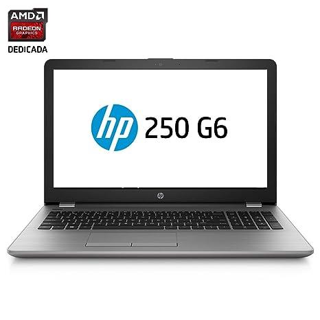 PORTATIL HP 250 G6 I5-7200U 15,6HD 8GB H1TB WIFI.AC DVD-RW ...