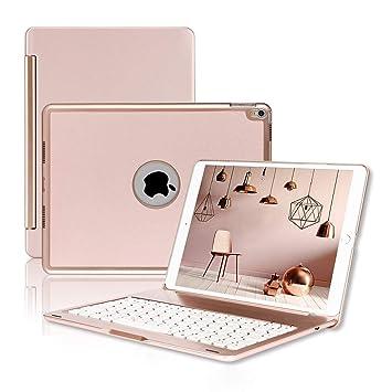 Amazon.com: ONHI - Funda para teclado inalámbrico para iPad ...