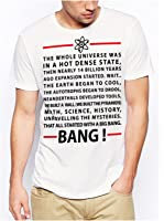 T-Shirt The Big Bang Theory avec les paroles du générique - Kanto Factory -