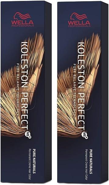Wella Koleston Perfect Me+ KP Pure Naturals 7/00 - Pack de 2 ...