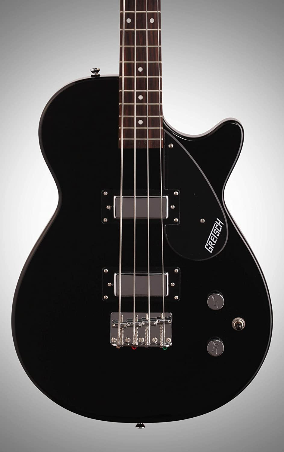 Gretsch G2220 Junior Jet Electric Bass Guitar II - Black 71SIXiSJjzLSL1500_