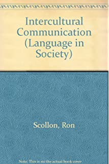 Amazon intercultural communication a discourse approach intercultural communication a discourse approach language in society fandeluxe Gallery