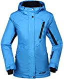 Krumba Women's Sportswear Outdoor Waterproof Windproof Ski Jacket