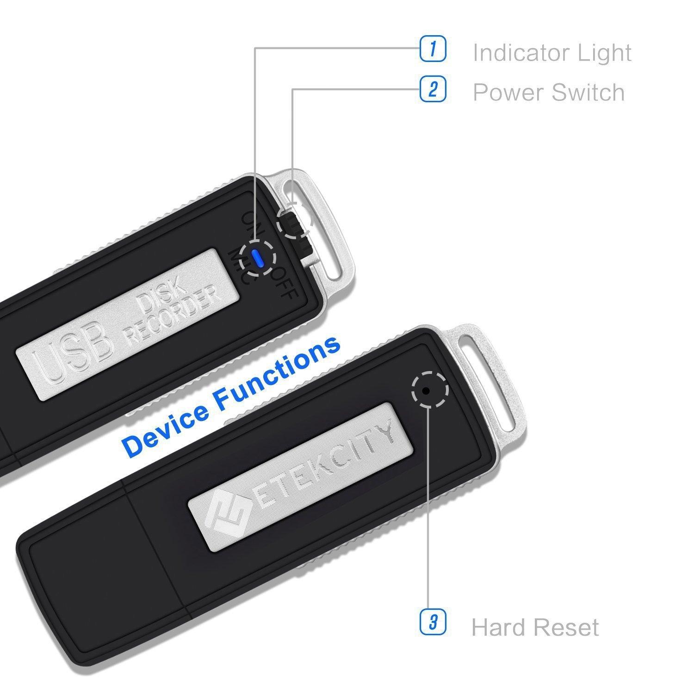 Tragbares Audio & Video Vorsichtig 8 Gb Sprach Sound Recorder Mini 3 In 1 Stereo Mp3 Musik Player 8 Gb Speicher Usb Flash Drive Digital Audio Stift Diktiergerät