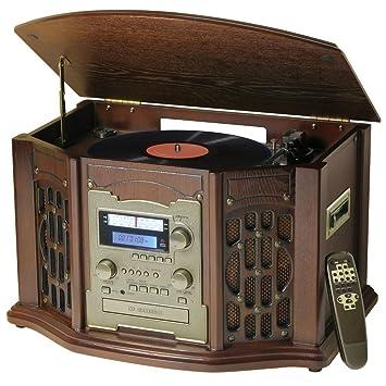 Amazon.com: innovadora tecnología itrr-501 5-in-1 Recordable ...