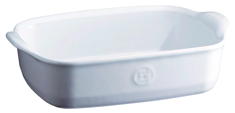 Emile Henry 119649 France Ovenware Ultime Rectangular Baking Dish, 8.7 x 5, Flouro