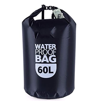 6eade8c508a9 Amazon.com   Naturehike Ultralight Dry Bag 60L 500D PVC with Window ...