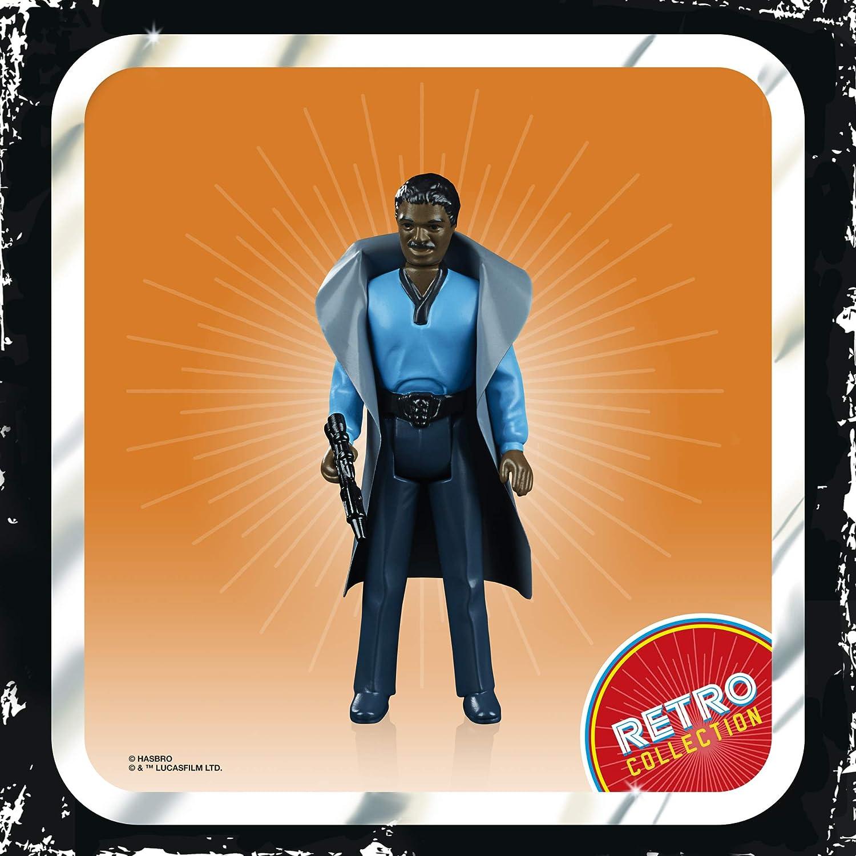2020 Star Wars Retro Collection Lando Calrissian Kenner Empire Strikes Back