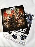 star wars micropopz leclerc 2017 album complet les derniers jedi jeux et jouets. Black Bedroom Furniture Sets. Home Design Ideas