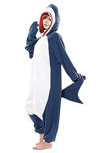 Shark Kigurumi (Adults)