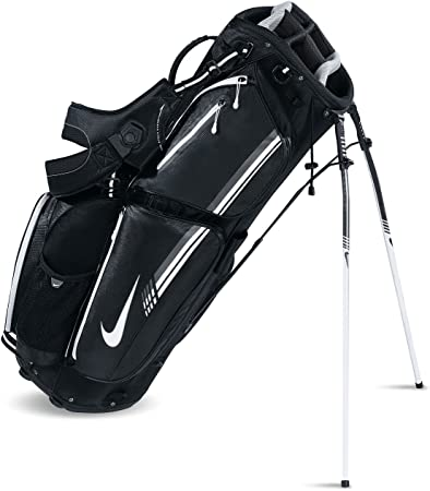Chaleco apilar peligroso  Amazon.com : Nike Golf Xtreme Sport IV Golf Bag (Black) : Golf ...