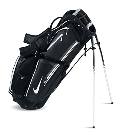 Image Unavailable. Image not available for. Color  Nike Golf Xtreme Sport  IV Golf Bag (Black) 340c867a67f4c