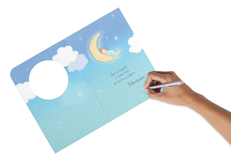 Amazon Hallmark Vida Spanish Congratulations Greeting Card For