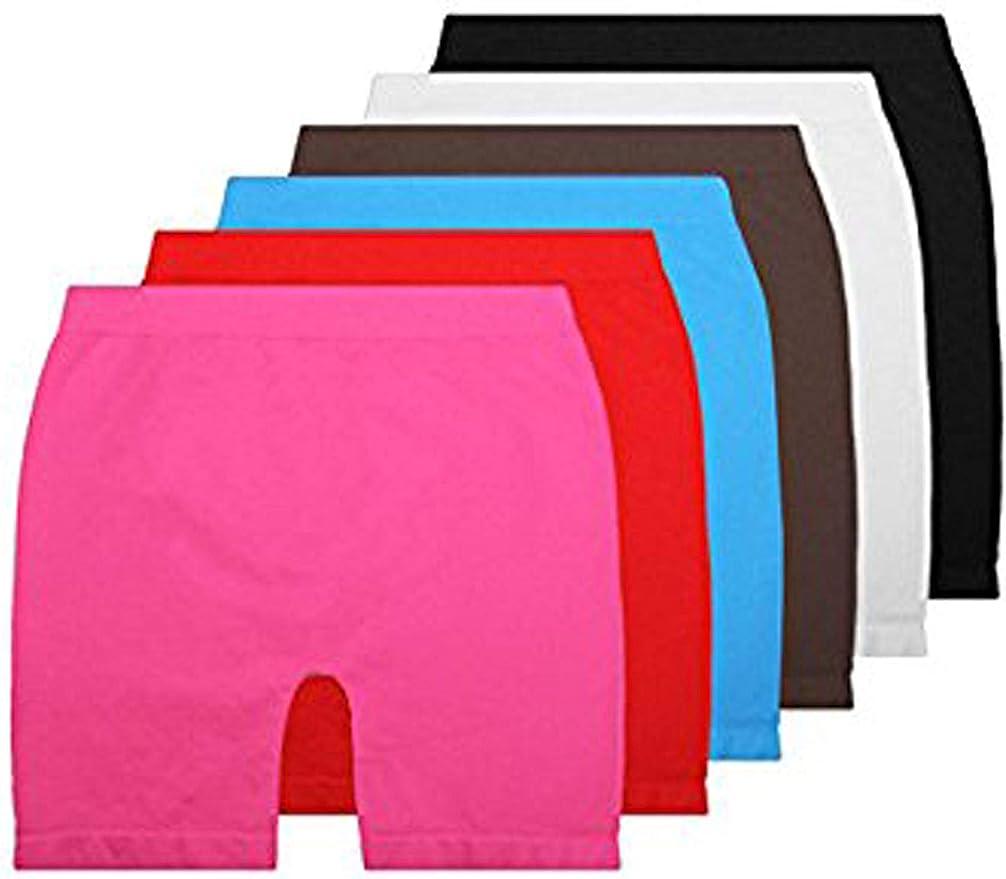 Basico Niñas Dance – Pantalones cortos para deportes jugar o bajo ...