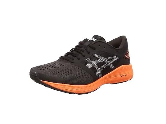 Asics Roadhawk FF, Zapatillas de Entrenamiento para Hombre, Negro (Black/Carbon/