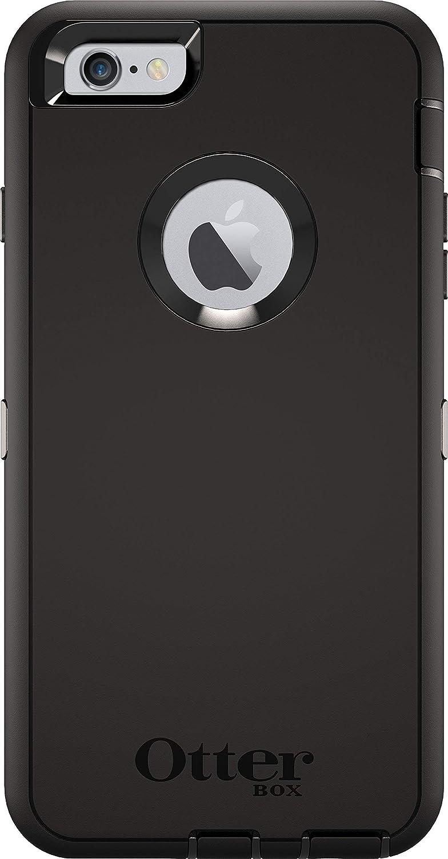 OtterBox DEFENDER iPhone 6 Plus/6s Plus ONLY Case - BLACK (Renewed)