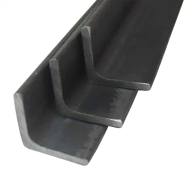 Stahl ST37 Abmessung 30 x 30 x 3 mm Winkelprofil gewalzt Oberfl/äche blank roh L/änge 100 cm S235 Winkel gleichschenklig