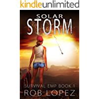 Solar Storm (Survival EMP Book 1)
