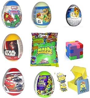 Surprise Eggs for Boys x 9 (Spiderman dca949e91