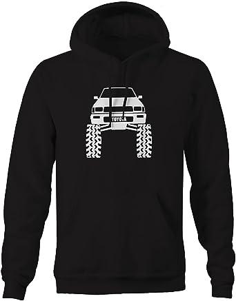 Truck Mud Tires >> Toyota Sr5 4runner Offroad Lifted Mud Tires Truck Sweatshirt At