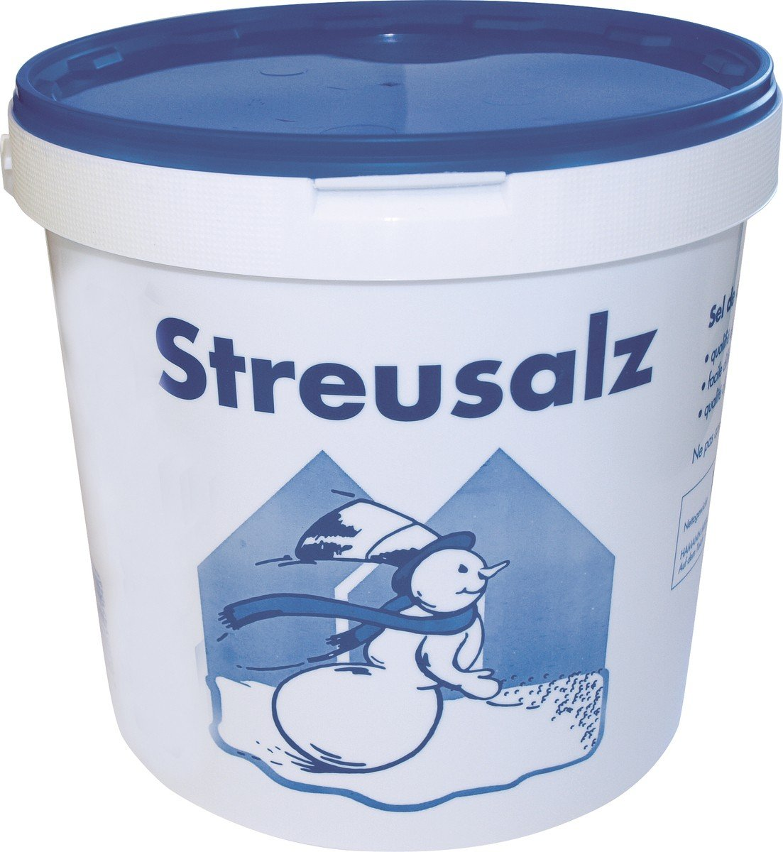 STREUSALZ Salz Eisfrei Streumittel SAFETY FIRST EIMER A 10 KG ...